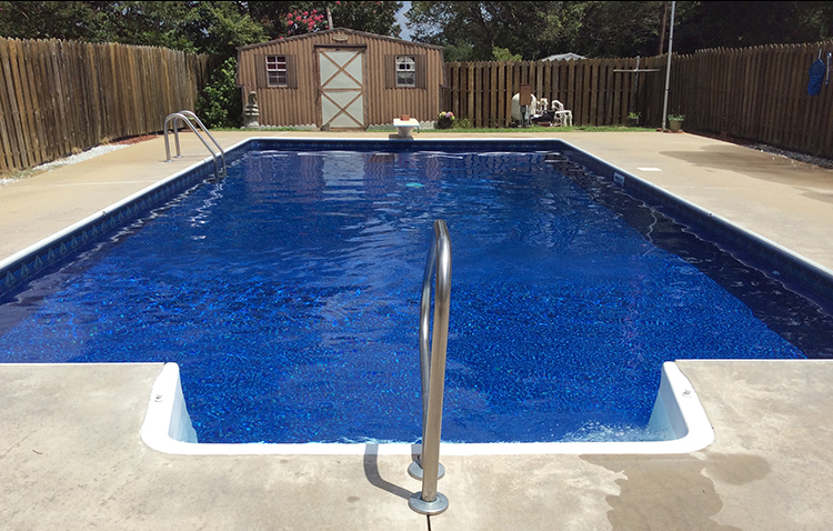 summer fun pools universal wood wall inground pool system is friendly long lasting as well as priced alternative to the